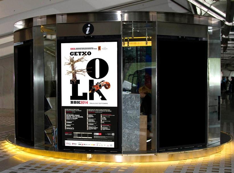 diseño-publicidad-Getxo-Folk-marquesina-aeropuerto