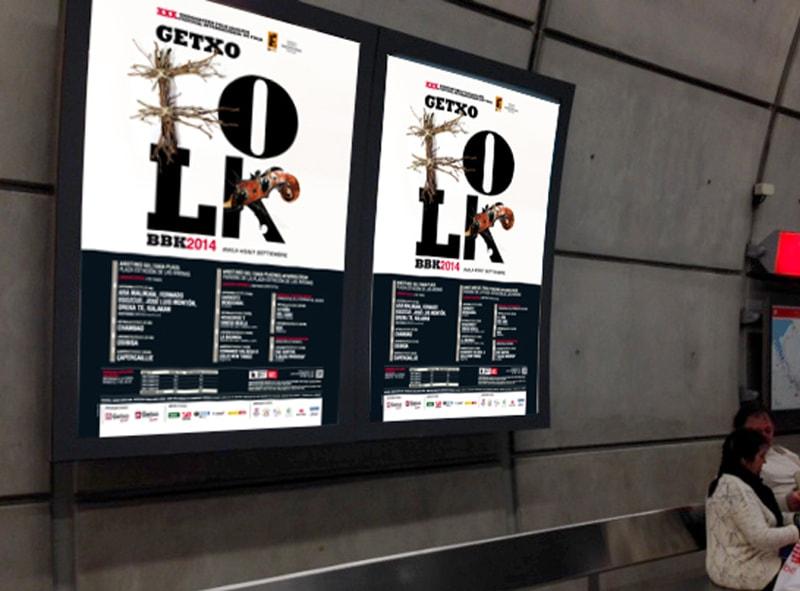 diseño-publicidad-metro-bilbao-Getxo-Folk