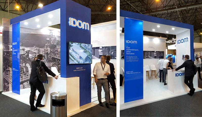 IDOM-stand-pxl